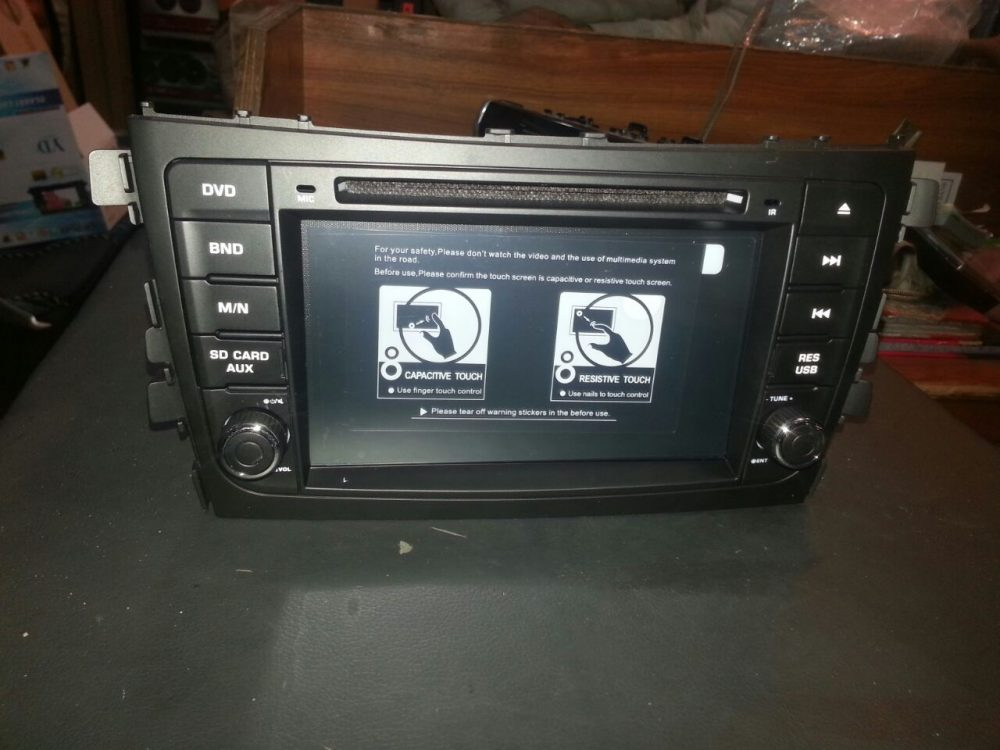 Dvd Lcd For New Cultus 2018 Hayat Auto Accessories